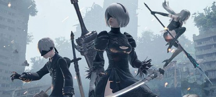 NieR:Automata Édition Game of the YoRHa est disponible