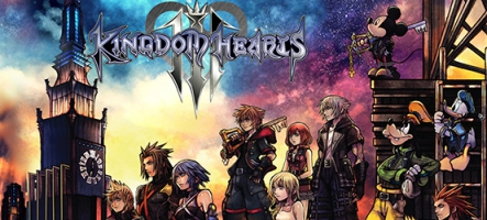 (TEST) Kingdom Hearts 3 (PS4, Xb...