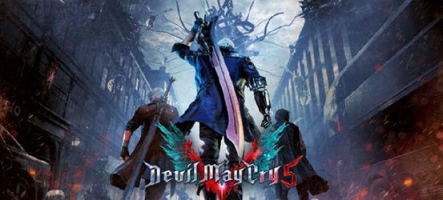 (TEST) Devil May Cry 5 (PC, PS4,...