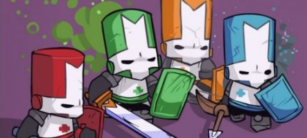 Castle Crashers : bientôt sur Switch ?