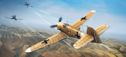 World of Warplanes va vous bombarder la gueule