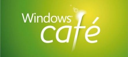 [Reportage Photo] Microsoft Café : buvez leurs promesses