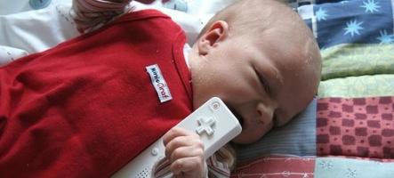 Pénétrez un bébé avec une Wiimote