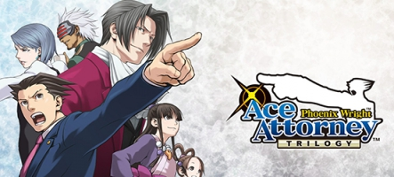 (TEST) Phoenix Wright: Trilogy (PC, PS4, Xbox One, Nintendo Switch)