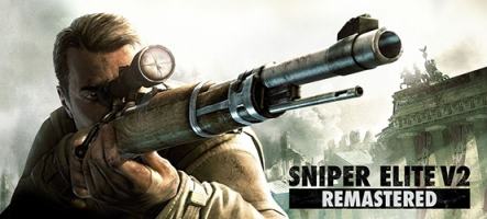 Sniper Elite V2 Remastered, le lancement