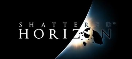 Shattered Horizon : un petit trailer pour la route