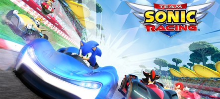 (TEST) Team Sonic Racing (PC, PS...