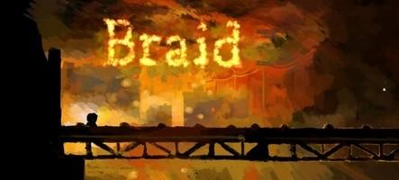 Braid débarque sur le Playstation Store