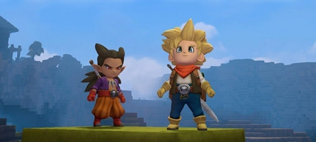 (E3 2019) Dragon Quest Builders 2 en démo le 27 juin