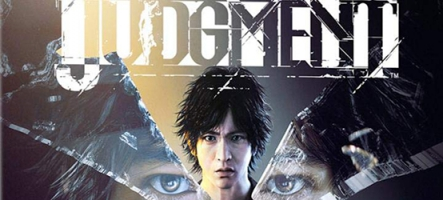 (TEST) Judgment (PS4)