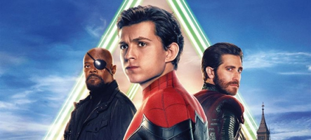 Spider-Man: Far From Home, la critique du film