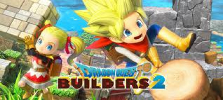 (TEST) Dragon Quest Builders 2 s...