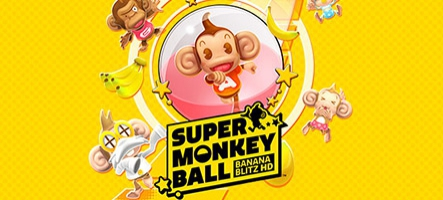 Super Monkey Ball : Banana Blitz s'offre un retour en HD !