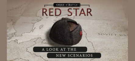 Order of Battle : Red Star annoncé