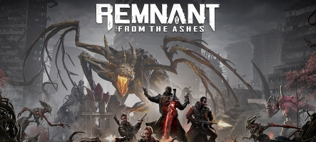 Remnant : From the Ashes en dévoile un peu plus sur son univers