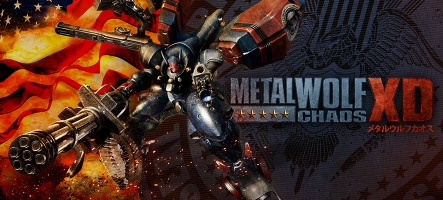 (TEST) Metal Wolf Chaos XD sur P...