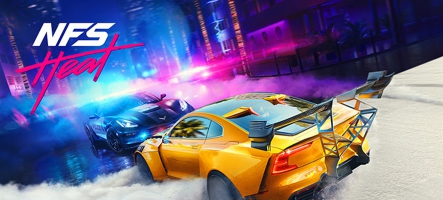Need for Speed Heat sortira le 8 Novembre