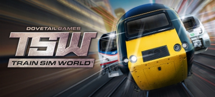 Train Sim World 2020 disponible sur PS4, Xbox One et PC