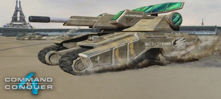 Command & Conquer 4 : la date de sortie