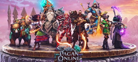 (TEST) Pagan Online (PC)