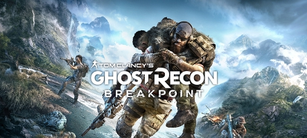 (TEST) Ghost Recon Breakpoint (PC, PS4, Xbox One)