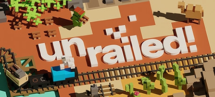 (TEST) Unrailed! sur PC