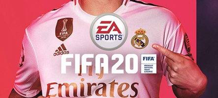 (TEST) FIFA 20 (PC, PS4, Xbox On...