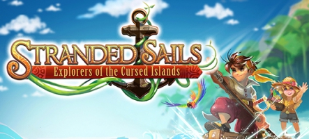 Stranded Sails : Explorers of The Cursed Islands, c'est Harvest Moon chez les pirates