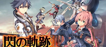 Faites la guerre avec The Legend Of Heroes: Trails Of Cold Steel III