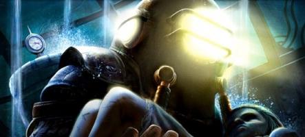 La jaquette de Bioshock 2 dévoilée