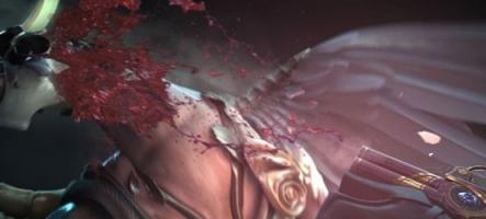 Bayonetta : les mouvements de torture