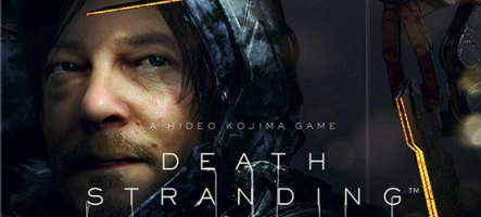 (TEST) Death Stranding (PS4)