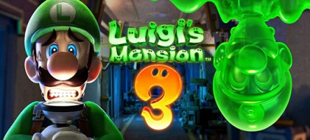 (TEST) Luigi's Mansion 3 (Nintendo Switch)