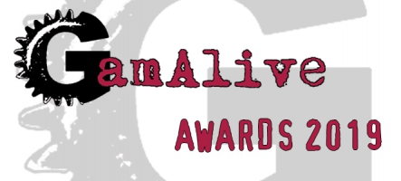 GamAlive Awards 2019 : Les résu...
