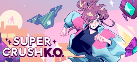 Super Crush KO, un jeu de brawler