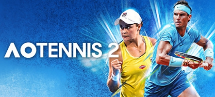 (TEST) AO Tennis 2 (PC, PS4, Xbo...