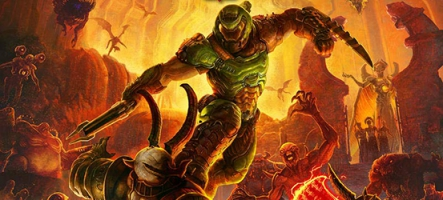 (Preview) DOOM Eternal : promett...