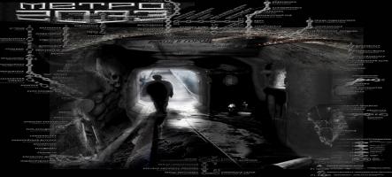 5 minutes de vidéo pour Metro 2033