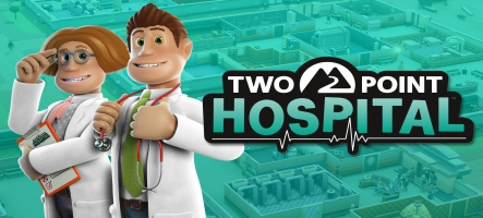 Two Point Hospital sort sur PlayStation 4, Xbox One et Nintendo Switch