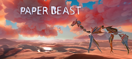 (TEST) Paper Beast (PS VR)