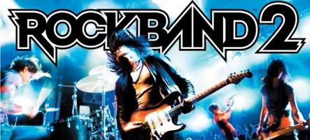 1000 chansons disponibles en DLC pour Rock Band