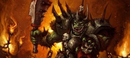 L'offre gratuite de Warhammer Online devient illimitée