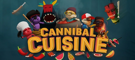 (TEST) Cannibal Cuisine (PC, Nin...