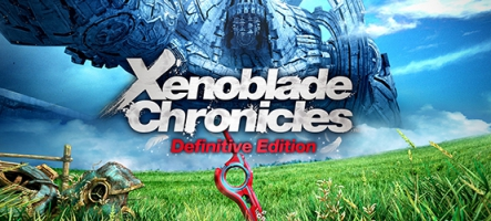 (TEST) Xenoblade Chronicles: Def...