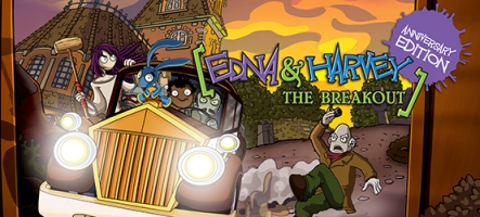 (TEST) Edna & Harvey : The Breakout - Anniversary Edition (Nintendo Switch)