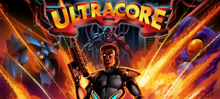 (TEST) Ultracore (PS4, Nintendo Switch)