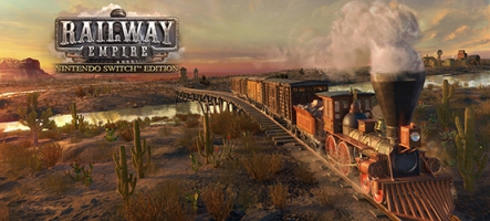 (TEST) Railway Empire – Ninten...