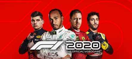 (TEST) F1 2020 (PC, PS4, Xbox On...