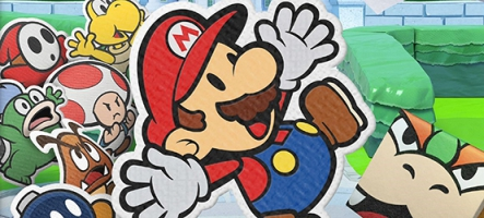 (TEST) Paper Mario : The Origami King