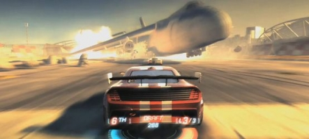 Split/Second va exploser le jeu de courses